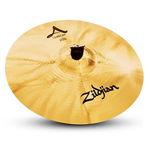 Zildjian A Custom 18″ Crash Cymbal