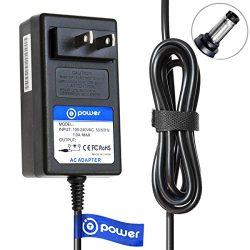 T-Power (TM) (6.6ft Long Cable) AC/DC AC Adapter for Yamaha PSR170 PSR-275 PSR-260 PSR260 P/N: P ...