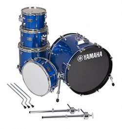 Yamaha Rydeen 5pc Shell Pack with 22″ Bass Drum, Fine Blue