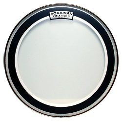 Aquarian Drumheads SKII22 Super-Kick II Double Ply 22-inch Bass Drum Head