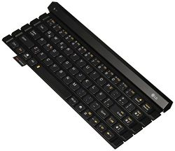 LG Rolly Keyboard 2 KBB-710 Portable Bluetooth Flexible Pentagon Design