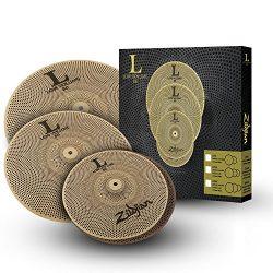 Zildjian L80 Low Volume 14/16/18 Cymbal Set