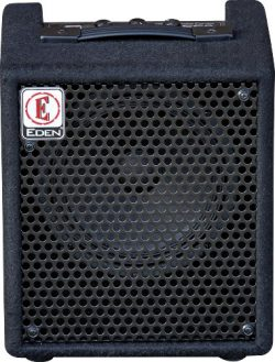 Eden EC Series USM-EC8-U Bass Combo Amplifier