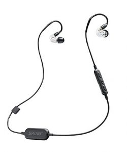 Shure SE215-CL-BT1 Wireless Sound Isolating Earphones with Bluetooth Enabled Communication Cable