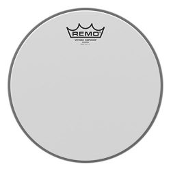 Remo VE0110-00 Vintage Emperor Coated Drum Head (10-Inch)