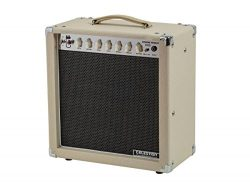 Monoprice 611815 15Watt, 1 x 12 Guitar Combo Tube Amplifier with Celestion Speaker & Spring  ...