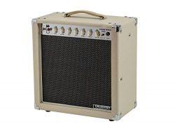 Monoprice 611815 15Watt, 1 x 12 Guitar Combo Tube Amplifier with Celestion Speaker & Spring  ...