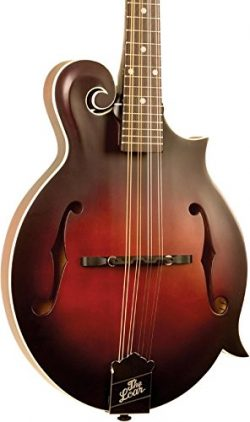 The Loar LM-310F-BRB Honey Creek F-Style Mandolin