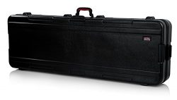 Gator Cases Molded Flight Case for 88-Note Keyboards with TSA Approved Locking Latches and Reces ...