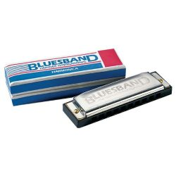 Hohner Accordions BLUES BAND HARMONICA