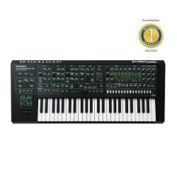 Roland System-8 49-key Plug-Out Synthesizer with 1 Year Free Extended Warranty