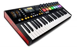 Akai Professional Advance 49 | 49-Key Virtual Instrument Production Controller with Full-Color L ...