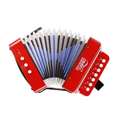 CB SKY Kids' Accordion/Kids Musical Instrument/Musical Toys(R1)