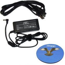 HQRP AC Adapter/Power Supply Cord for Roland FR-3x / FR3x / FR-3xb / FR3xb V-Accordion plus HQRP ...