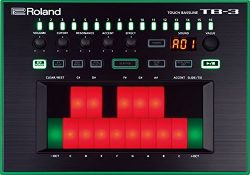 Roland Touch Baseline Performance-ready Base Synthesizer (TB-3)