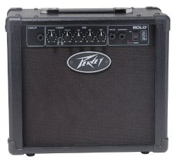 Peavey Solo 12W Transtube Electric Guitar Amplifier