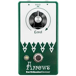 Earthquaker Devices Guitar Distortion Effects Pedal, Version 2 (Arrows V2)