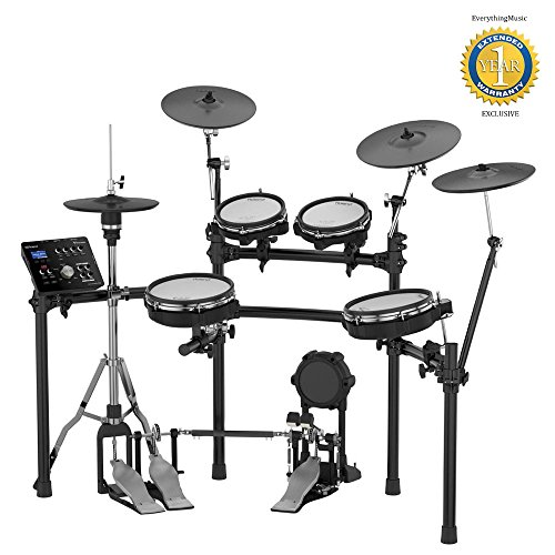 Roland TD-25KV V-Drums Electronic Drum Set with 1 Year Free Extended Warranty
