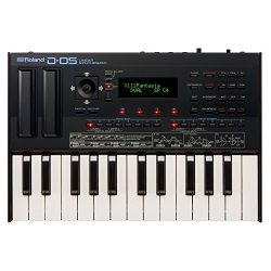 Roland D-05 Sound Module 16 Voice Polyphonic Linear Synthesizer with K-25M Keyboard