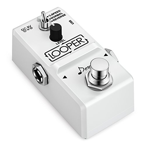 donner tiny looper guitar effect pedal 10 minutes of looping 3 modes musicalbin musicalbin. Black Bedroom Furniture Sets. Home Design Ideas