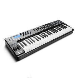 Worlde Panda 49 USB MIDI Keyboard Controller 49-Key & 8 Drum Pad 9 Faders 8 Knobs