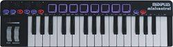 midiplus minicontrol USB MIDI keyboard controller