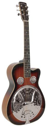 Gold Tone Paul Beard Signature Series PBR-CA Roundneck Resonator Guitar (Vintage Mahogany)