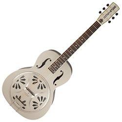Gretsch G9221 Bobtail Steel Round-Neck Acoustic-Electric Guitar