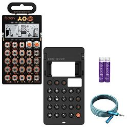 Teenage Engineering Pocket Operator PO-16 Factory Synthesizer – BUNDLED WITH – CA-16 ...
