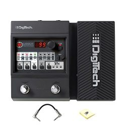 Digitech DigiTech Element XP Guitar Multi effects Pedal with 38 Effects and a Rhythm Machine wit ...