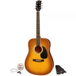 Maestro By Gibson – 6-string Full-size Acoustic Guitar – Honey Burst