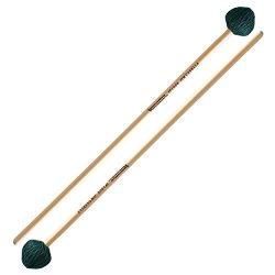 Innovative Percussion IP1006 Jim Casella Series Hard Vibraphone Mallets w/Rattan Handles, 1