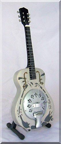 MARK KNOPFLER Miniature Guitar Resonator Dobro Dire Straits