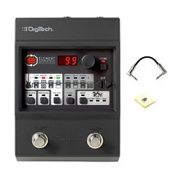 Digitech Element Guitar Multi-effects Pedal Guitar with 34 Effectsand a Rhythm Machine with 45 D ...
