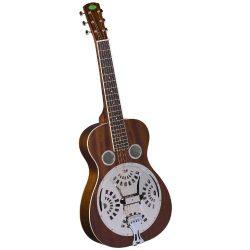 Regal Studio RD-30MS Series Squareneck Resophonic Guitar – Natural Mahogany