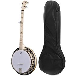 Deering Goodtime 2 Resonator Banjo with Hard Case