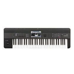 Korg KROME 61-Key Music Workstation Keyboard & Synthesizer (Certified Refurbished)