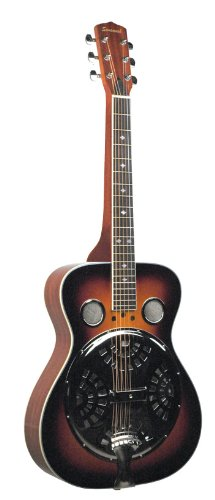 Savannah SR-200S-SN Chicago Blues Squareneck Resonator, Sunburst
