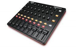 Akai Professional MIDImix | High-Performance Portable USB Mixer/DAW Controller (24 knobs / 16 bu ...