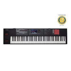 Roland FA-07 76-key Music Workstation with 1 Year EverythingMusic Extended Warranty Free