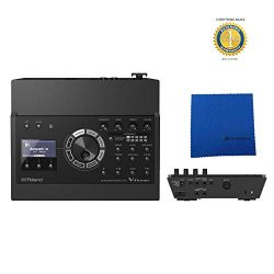 Roland TD-17 Drum Sound Module with Microfiber and Free EverythingMusic 1 Year Extended Warranty