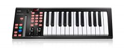 Icon ICOK-IKEYBOARD3X iKeyboard 3X – 25-Key MIDI keyboard semi-weighted keys with single c ...