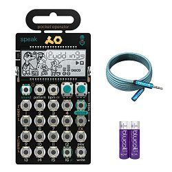 Teenage Engineering Pocket Operator PO-35 Speak Vocal Synthesizer – BUNDLED WITH – B ...