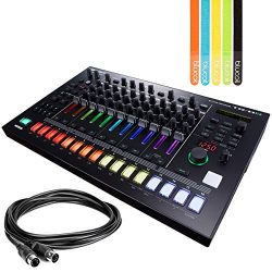 Roland TR-8S Rhythm Performer Sampling Drum Machine Bundled With Hosa MID-305BK 5-Ft MIDI Cable  ...
