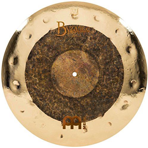Meinl Cymbals B18DUC Byzance Extra Dry 18-Inch Dual Crash Cymbal (VIDEO)