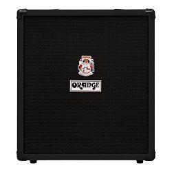 Orange Amps Orange Crush50 Bass Guitar Amplifier Combo 1×12-50 Watts, Black (CRUSHBA50 BLK)