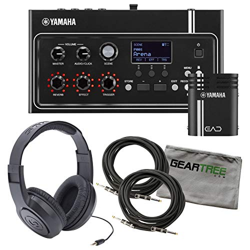 yamaha ead10 electronic acoustic drum module included mic with trigger pickup power supply. Black Bedroom Furniture Sets. Home Design Ideas