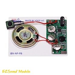 Set of 3 EZSound Module – Push Button Activated
