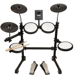 RockJam Electronic Drum Set (DDMESH500)