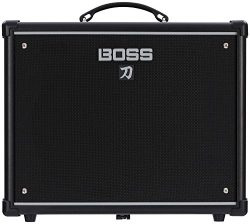 BOSS Katana KTN-50 50W 1×12 Guitar Combo Amplifier Black 761294509296